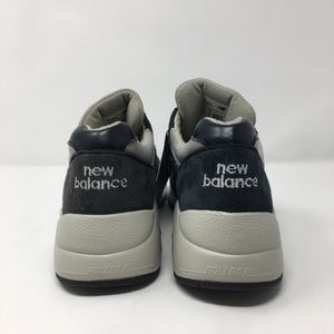 new concept d487b b7707 New Balance Shoes - New Balance 585 Bringback Made in USA Navy Grey